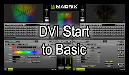 Madrix-DVI-Start-to-Basic