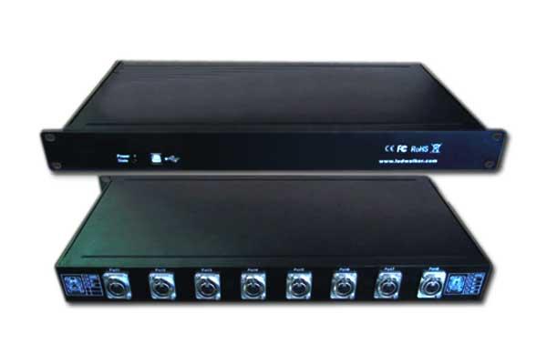 8-Universe USB DMX Controller
