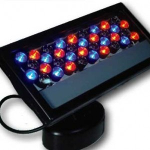 GLowVision-LUMA-36-Watt-RGB-Floodlight-Black